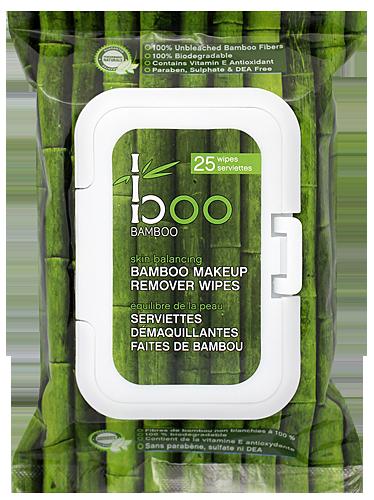 Boo Bamboo Makeup Wipes
